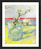 Almond Blossom branch by Van Gogh Picture Frame print