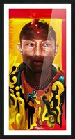 PHARELL WILLIAMS Picture Frame print
