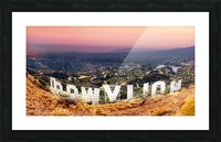 hollywood_DSC1343 Pano3 Picture Frame print