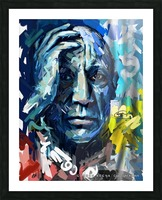 picasso Picture Frame print