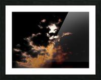 Sky Talk Picture Frame print