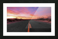 Coming home Picture Frame print