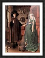 Arnolfini Wedding by Jan Van Eyck Picture Frame print