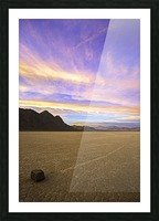 Mysterious World Picture Frame print