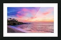 Miss La Jolla Picture Frame print