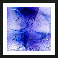 Aqualite by Jean-François Dupuis Picture Frame print