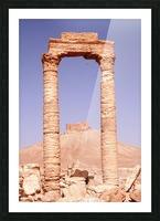 Palmyra Picture Frame print