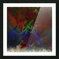 Pollock Picture Frame print