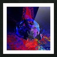 Zaurusia (149) Picture Frame print