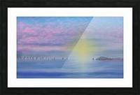 Laguna Di Venezia Picture Frame print