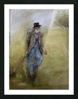 Old_Man_High_Res Picture Frame print