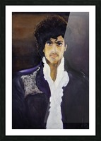 Prince_High_Res Picture Frame print