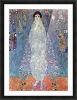 Baroness Elizabeth by Klimt Picture Frame print