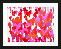 Wet Paint 1 Picture Frame print