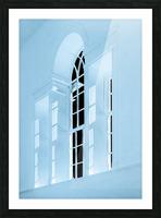 Acworth Church 2 Picture Frame print