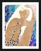 Jaguar Soul Picture Frame print