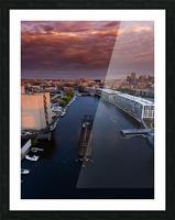 Milwaukee Floating Railway Impression et Cadre photo