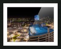 Milwaukee Blue Impression et Cadre photo