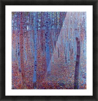 Beech Forest by Klimt Picture Frame print