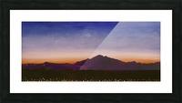 Ridgecrest Picture Frame print
