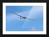Riding the Wind Picture Frame print