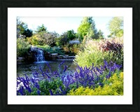 The Power of Water Picture Frame print