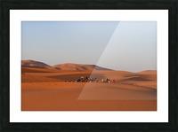 Merzouga sunrise Impression et Cadre photo