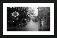 Rainy Picture Frame print