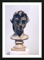 Head of Perseus Picture Frame print