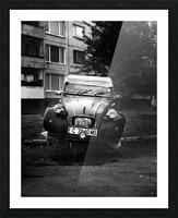 CITROEN Picture Frame print