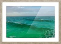 Big Wave Picture Frame print