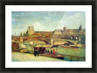 Bologne by Van Gogh Picture Frame print