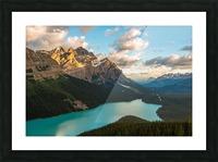 Peyto Lake 2 Picture Frame print
