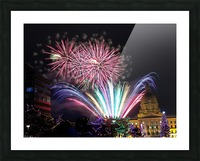 Days Gone By Picture Frame print