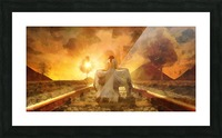 The Way Home Picture Frame print