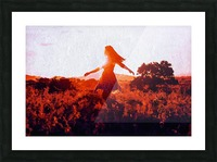 LaBelle Picture Frame print