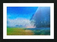 Smoky Mountain Picture Frame print