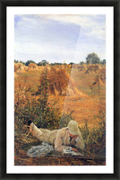 94 degrees in the shade by Alma-Tadema Picture Frame print