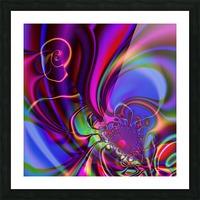 Hasta_El_Fuego_1 Picture Frame print