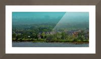 South Carolina Bay  Picture Frame print