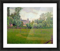 Church at Gisors by Pisarro Picture Frame print