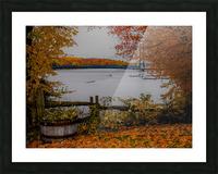 Legende dautomne Picture Frame print