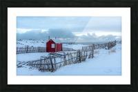 Coastal Beauty Picture Frame print