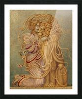 LA_FORZA Picture Frame print
