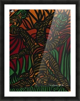 Tree Of Illusions Picture Frame print