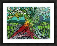 The Giving Tree Picture Frame print