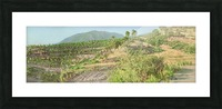 Foothills_In_Turkey Picture Frame print
