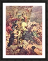 Crucifixion of Christ by Rubens Picture Frame print