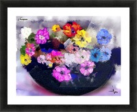 0014 Picture Frame print