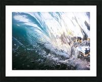 Crash Picture Frame print